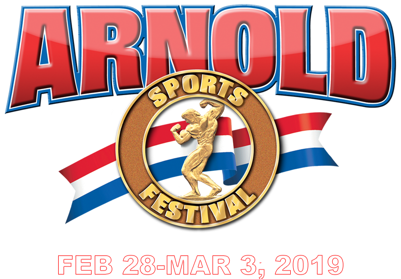 Arnold Sports Festival Columbus Ohio Logo