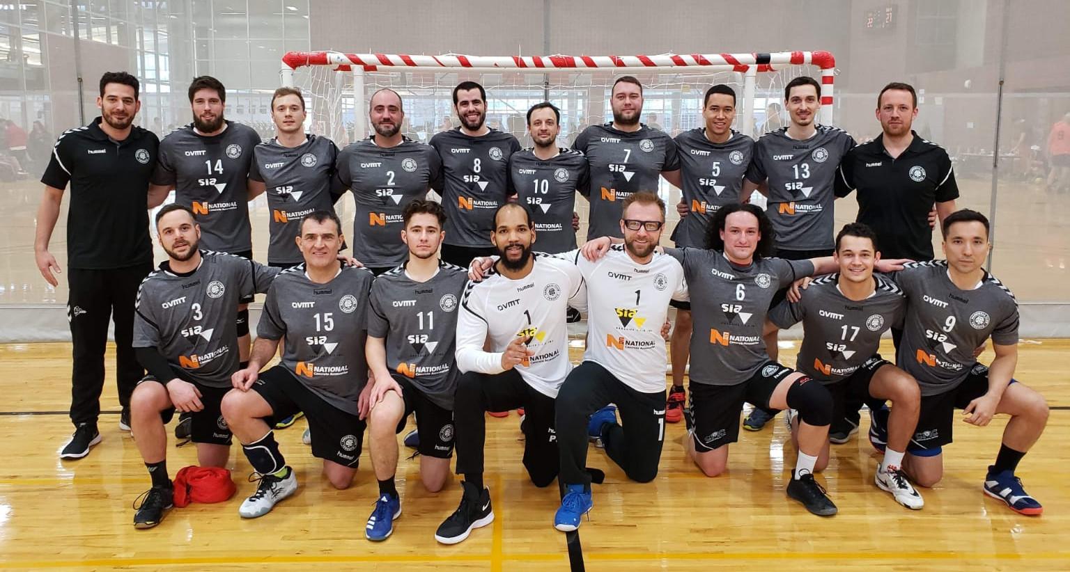 Arnold Sports Festival - Handball Club Toronto Roaster