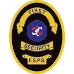 First Security Protection Services - Logo