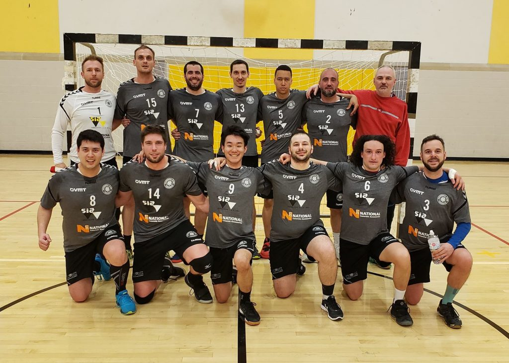 West Point Tournament 2019 - Handball Club Toronto Roaster